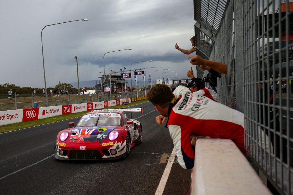 Grove Racing clinches maiden GT3 class victory at Bathurst 12H