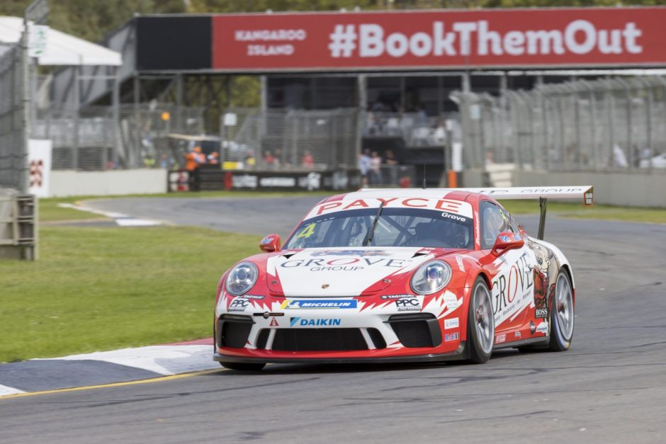 Grove gears up for Carrera Cup return in Adelaide