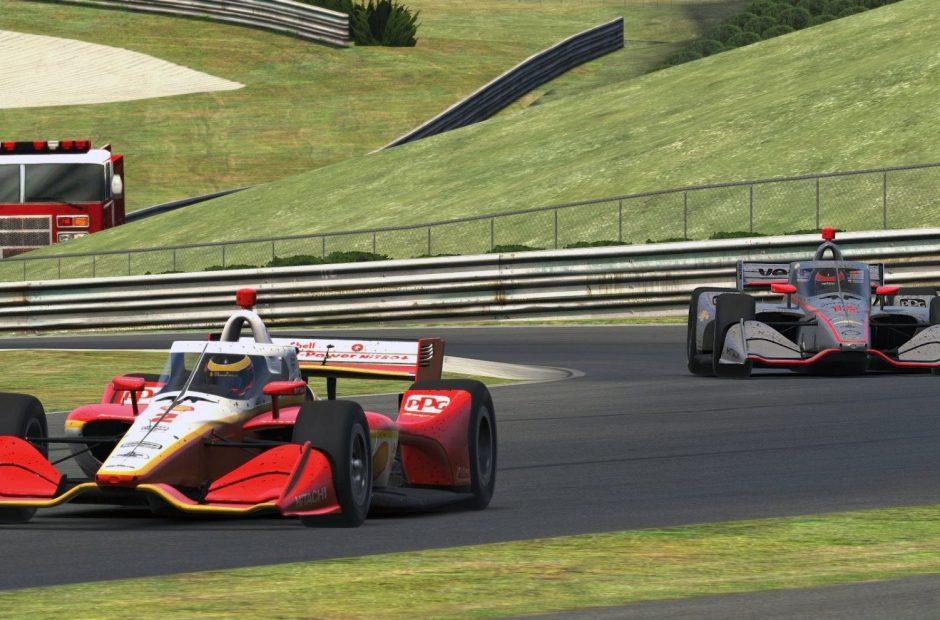 Grove Racing | Scott's Corner:IndyCar iRacing win at Barber