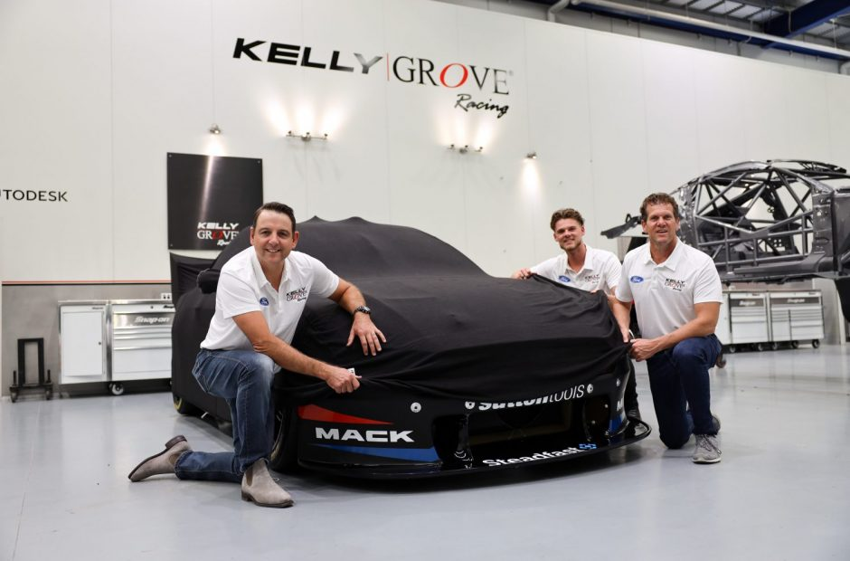 Kelly Grove Racing