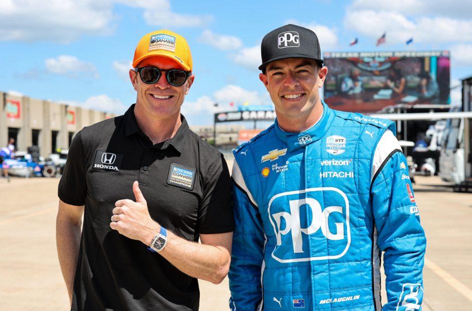 Hired Gun: McLaughlin's first IndyCar 'rodeo'