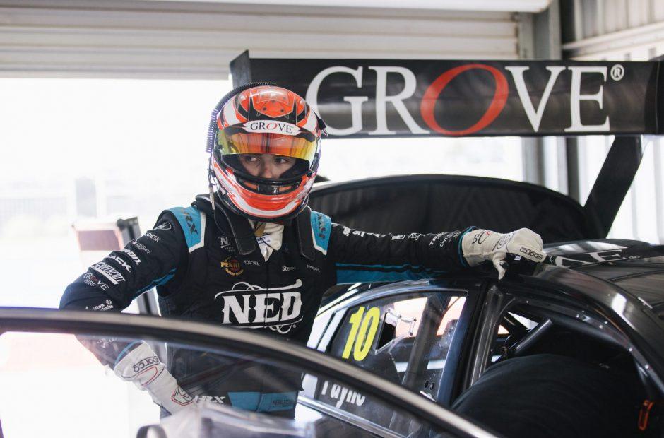 Matt Payne - Grove Junior Driver